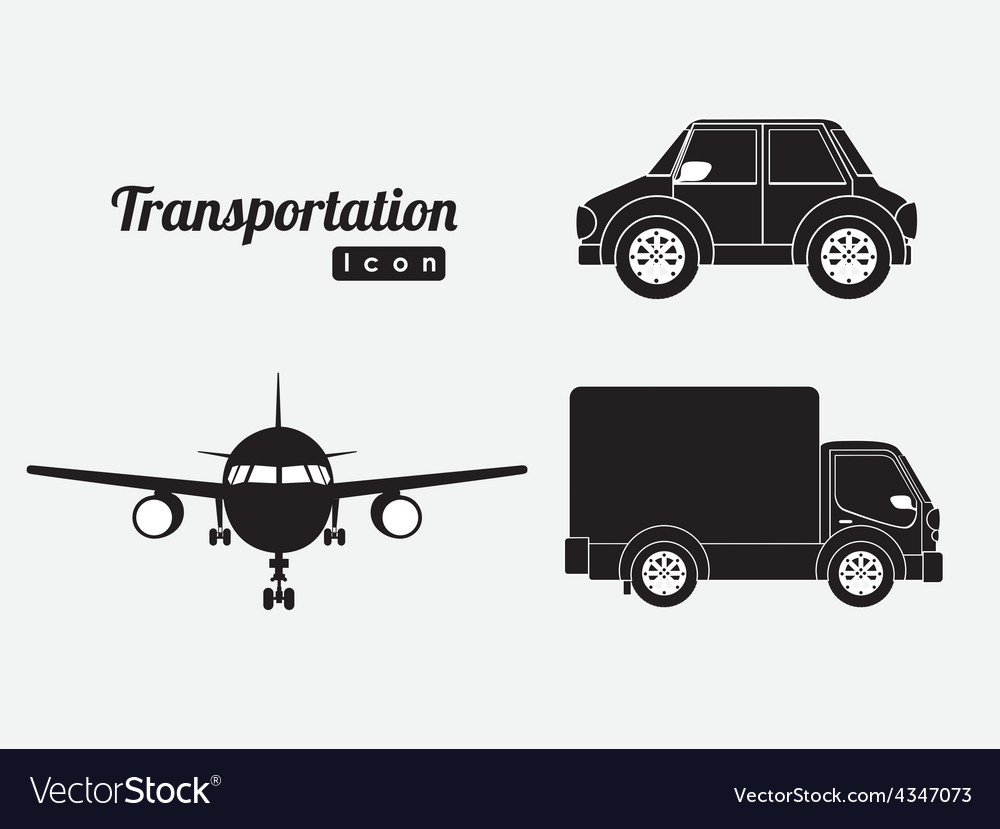 Transportation design vector | Price: 1 Credit (USD $1)