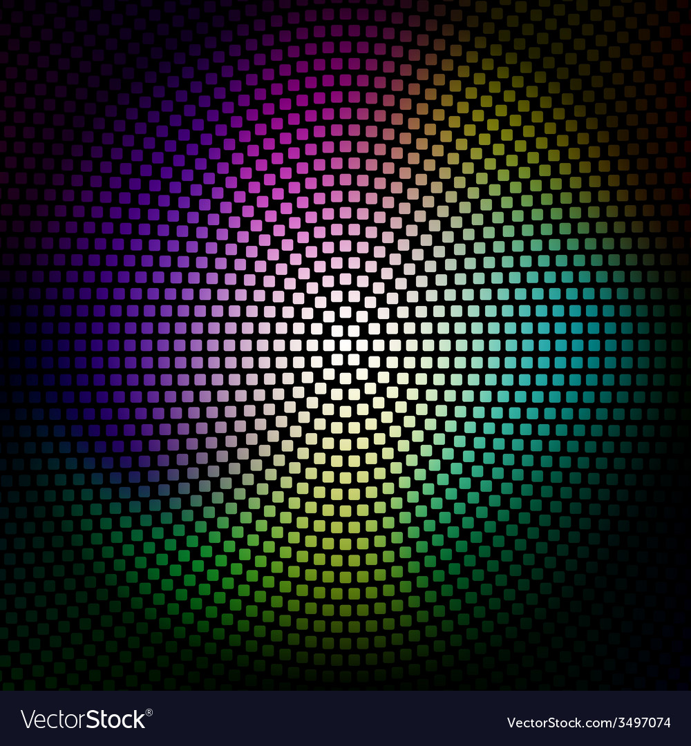 Colorful disco lights background vector | Price: 1 Credit (USD $1)