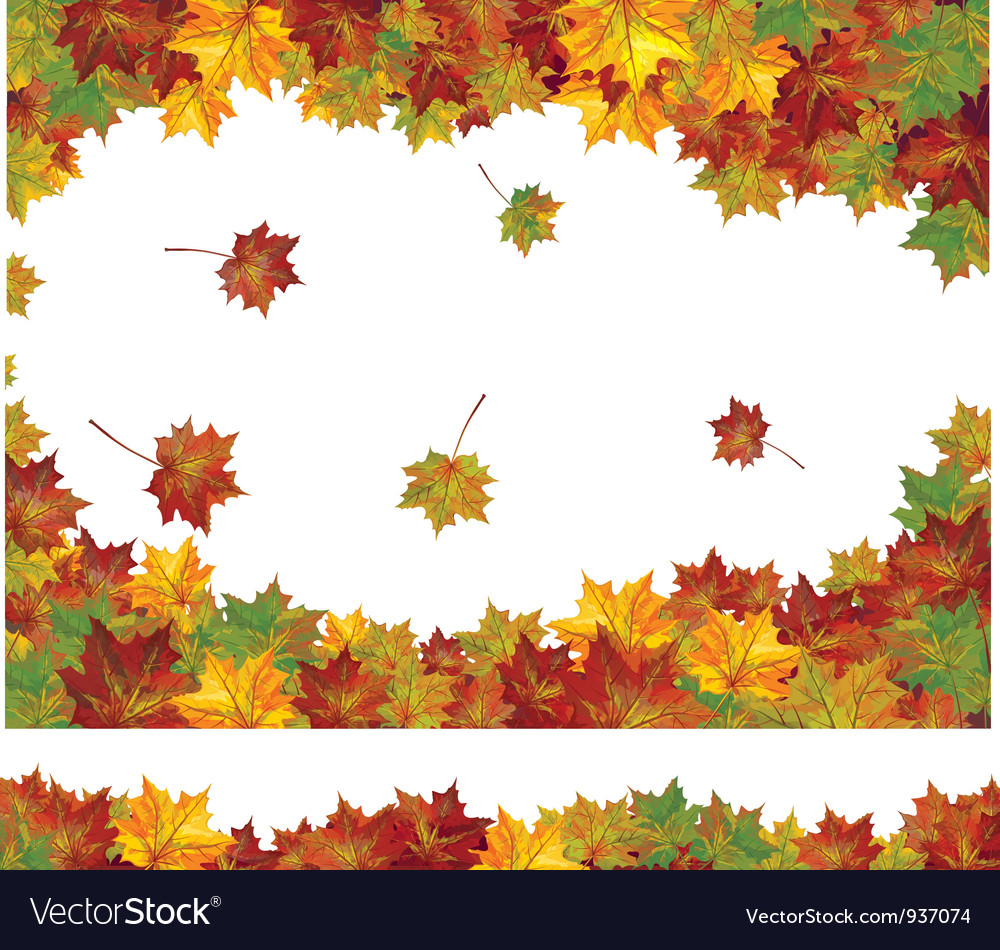 Fall vector