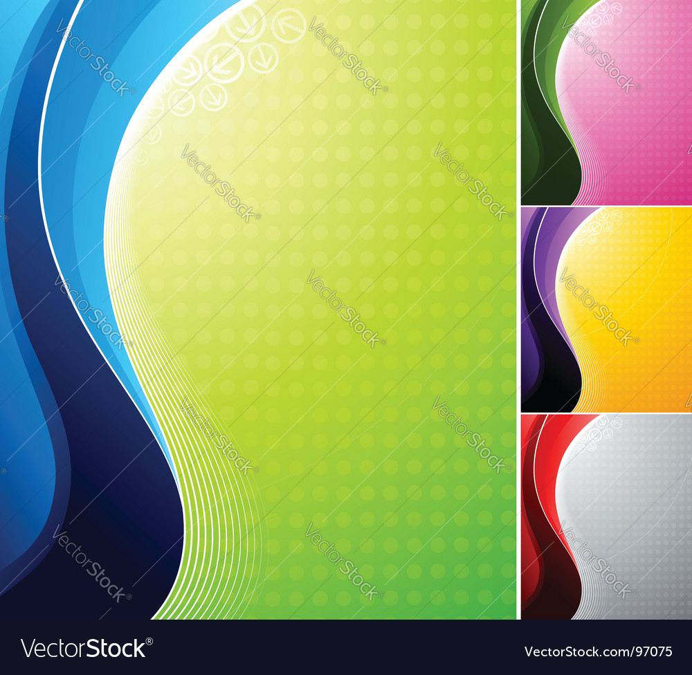 Abstract business background vector | Price: 1 Credit (USD $1)
