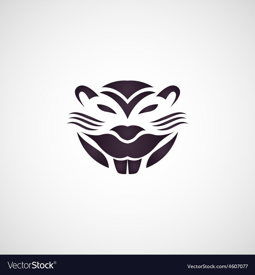 Beaver logo vector | Price: 1 Credit (USD $1)