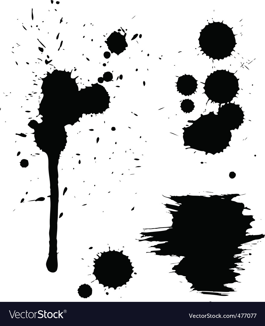 Ink vector | Price: 1 Credit (USD $1)