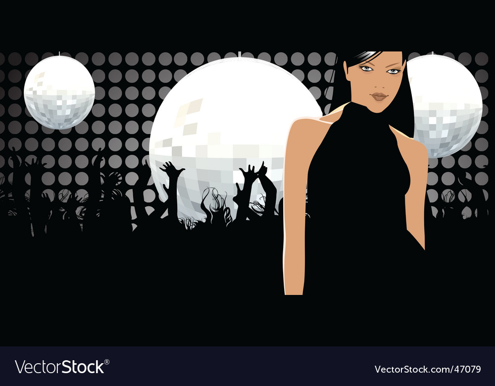 Catwalk diva vector | Price: 3 Credit (USD $3)