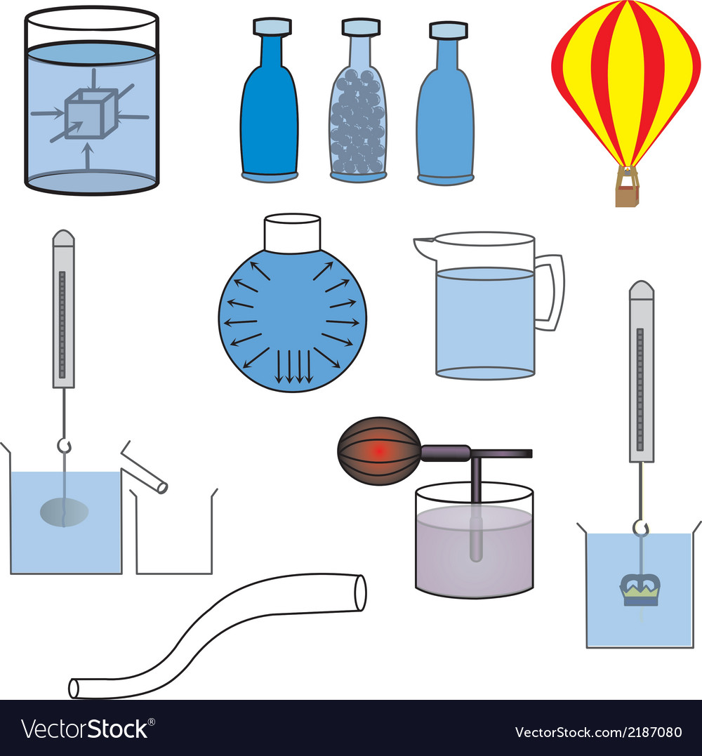 Scientific-equipment vector | Price: 1 Credit (USD $1)