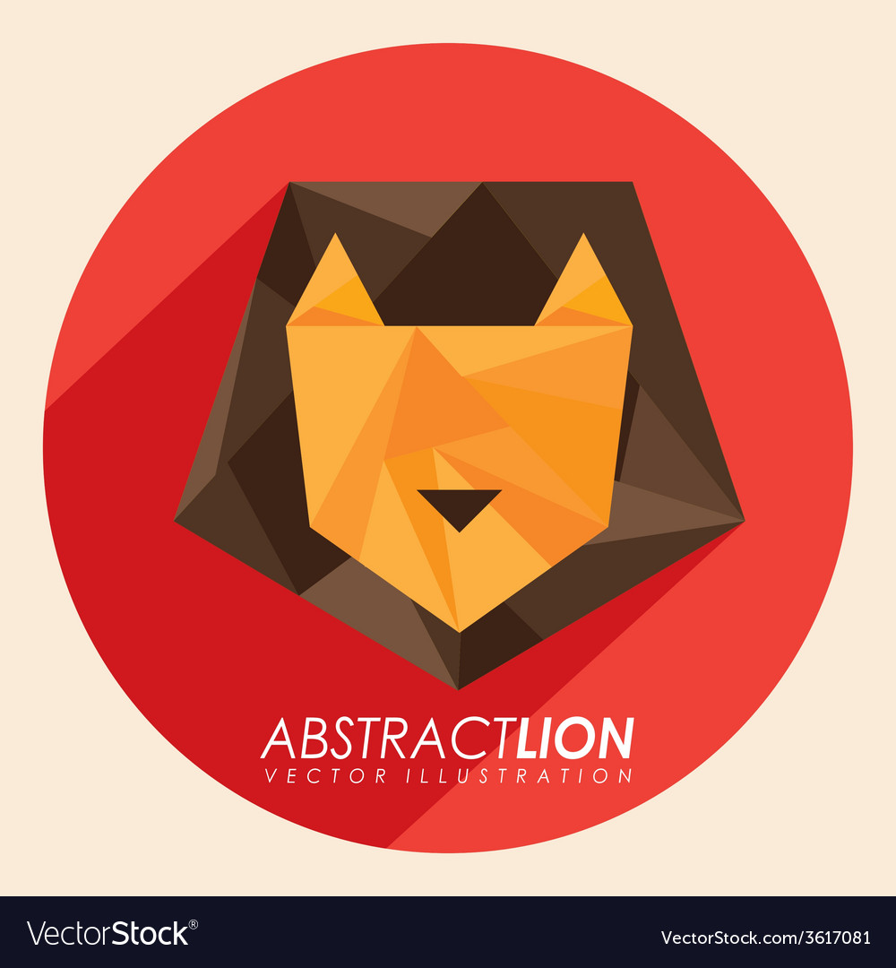 Abstract animal vector | Price: 1 Credit (USD $1)