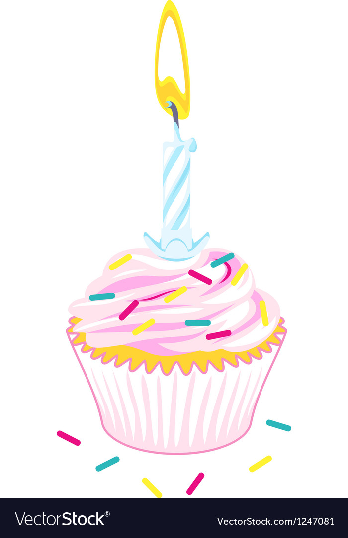 Cupcake vector   Price: 1 Credit (USD $1)
