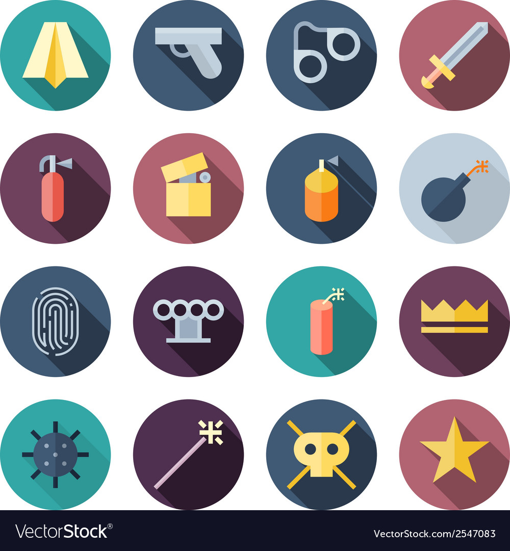 Icons miscellaneous vector | Price: 1 Credit (USD $1)