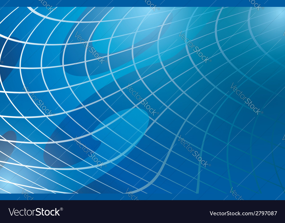 Abstract warped background vector | Price: 1 Credit (USD $1)