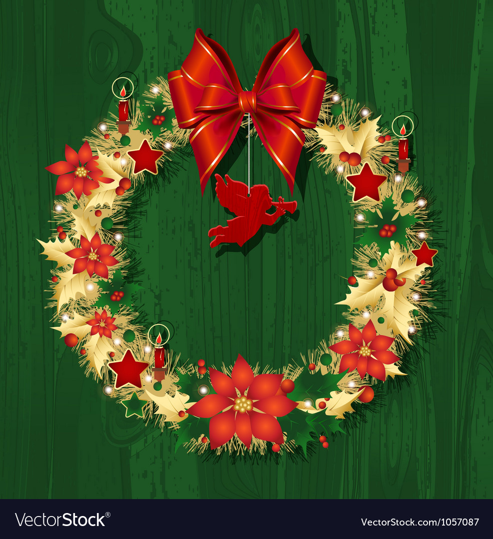 Christmas decoration vector   Price: 1 Credit (USD $1)