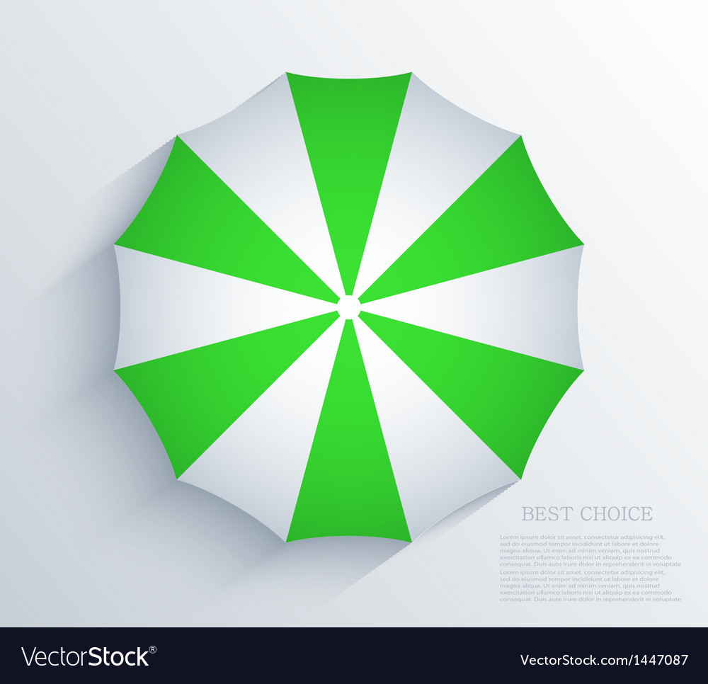 Creative umbrella background eps10 vector | Price: 1 Credit (USD $1)