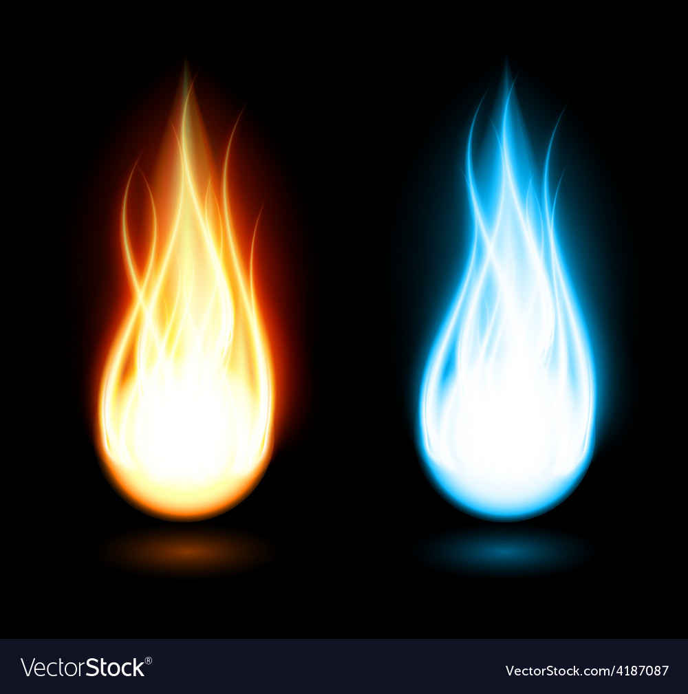 Dark background with flame vector   Price: 3 Credit (USD $3)
