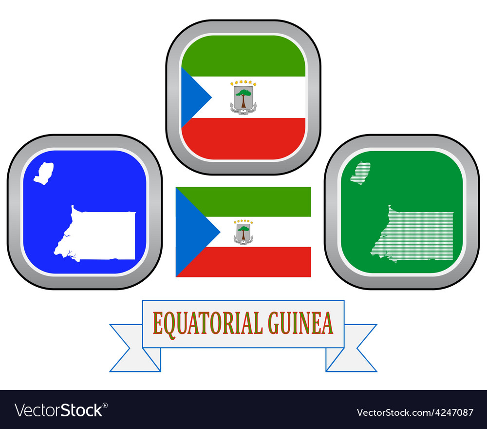 Symbol of equatorial guinea vector | Price: 1 Credit (USD $1)