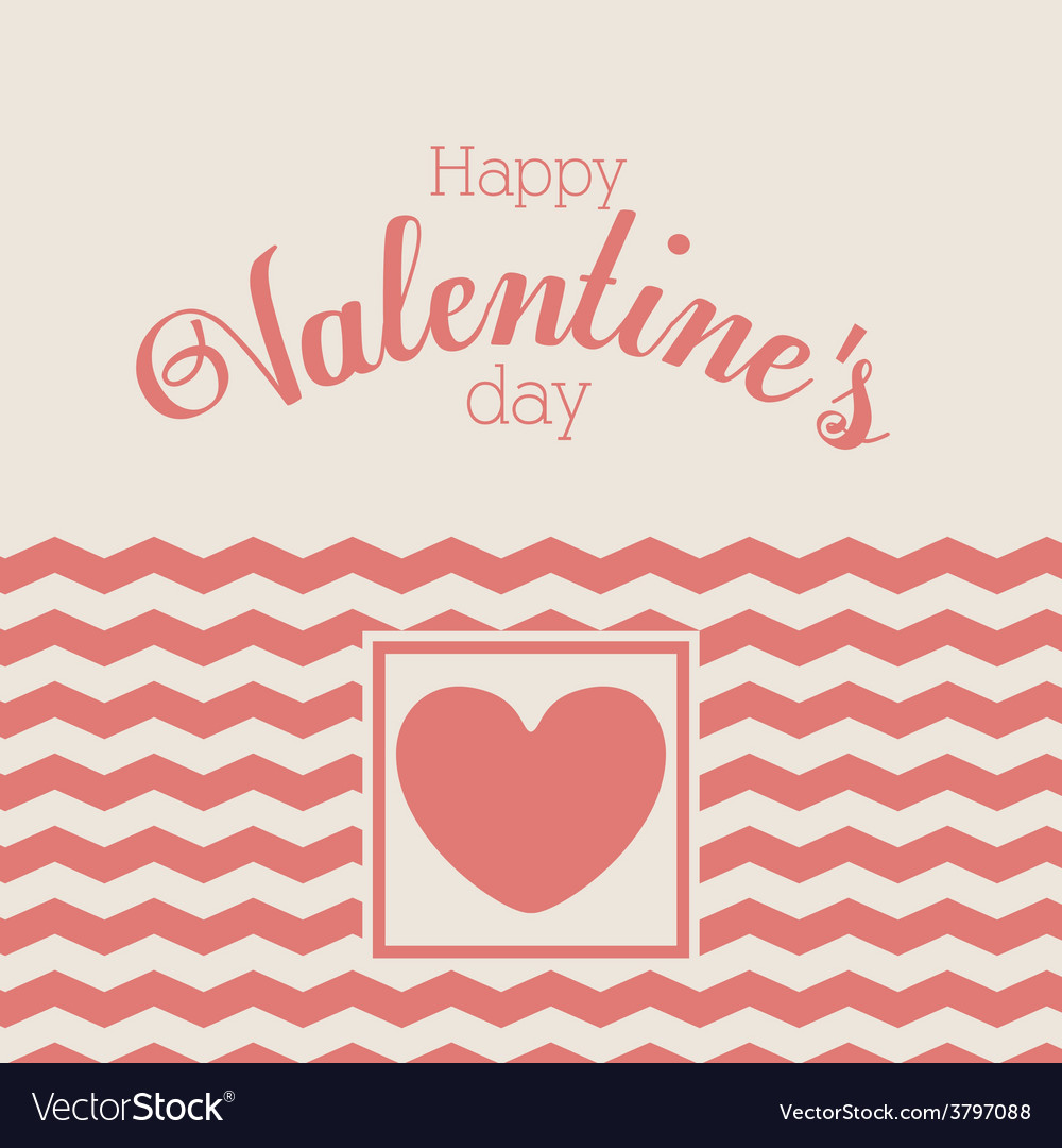 Romantic day design vector | Price: 1 Credit (USD $1)