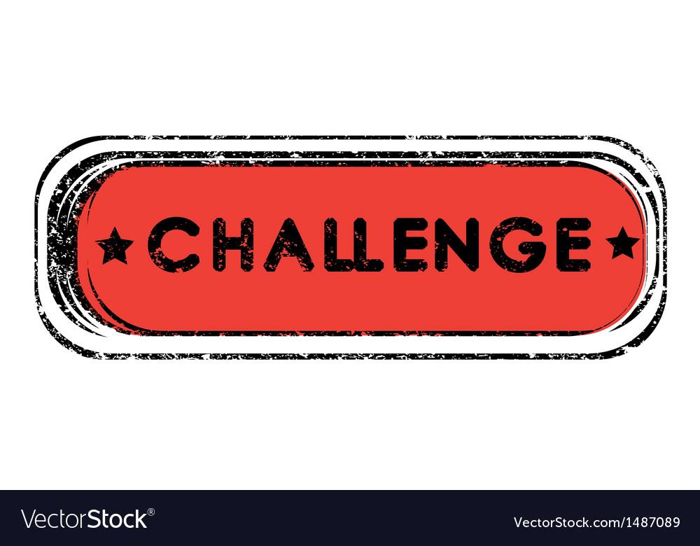 Challenge vector | Price: 1 Credit (USD $1)