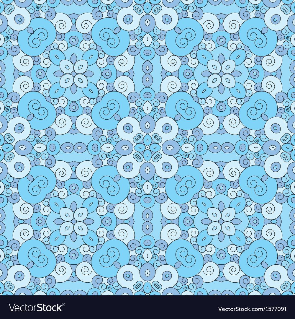 Swirly pattern vector | Price: 1 Credit (USD $1)