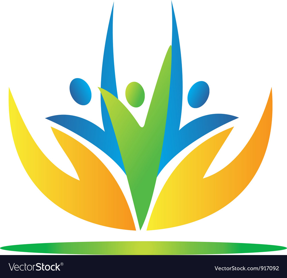 Hands taking care vector | Price: 1 Credit (USD $1)