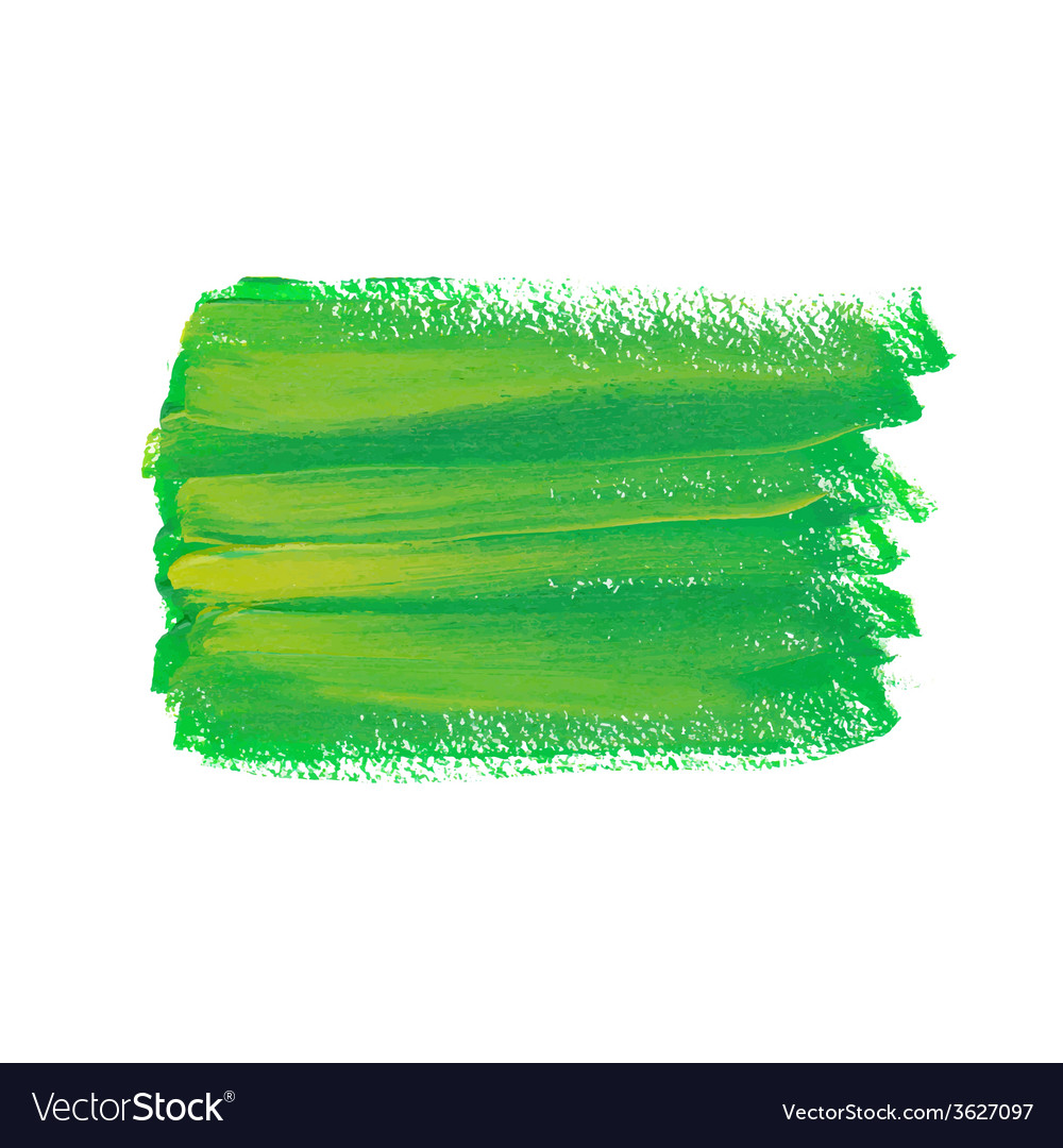 Green acrylic spot vector | Price: 1 Credit (USD $1)