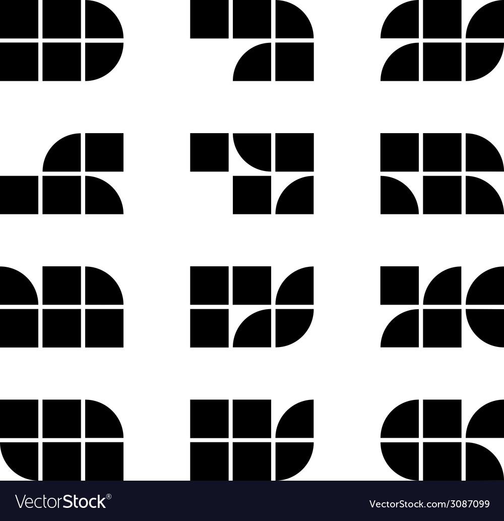 Geometric simplistic icons set abstract symbols vector   Price: 1 Credit (USD $1)
