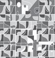 Grey pattern vector