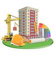Living block construction vector