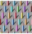 Pencil pattern vector