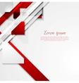 Bright modern geometry background vector