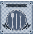 Fork spoon knife background vector