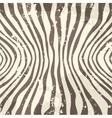 Hippie brown striped pattern background vector