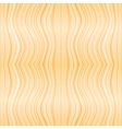 Beige wooden or hair waves seamless pattern vector