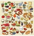 Color food vector