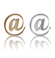 E-mail internet icon vector