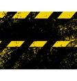 Diagonal hazard stripes texture vector