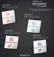 Infographics minimal 5 vector
