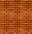 Red brick wall seamless texture vector