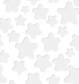 Stars seamless paper pattern vector