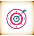 Modern arrow business abstract design template vector