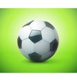 Football or soccer ball vector