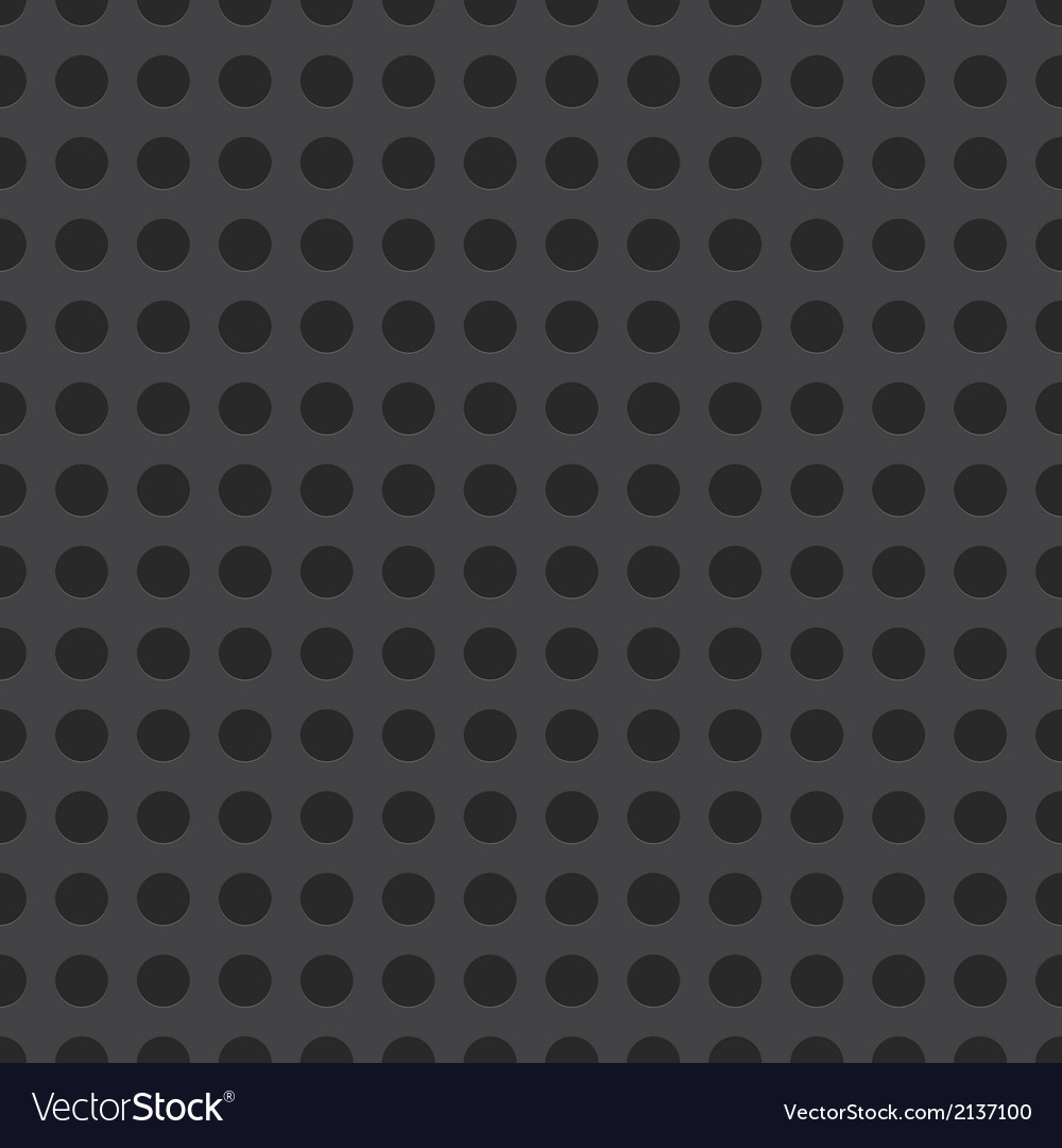 Abstract dotted seamless steel background vector | Price: 1 Credit (USD $1)