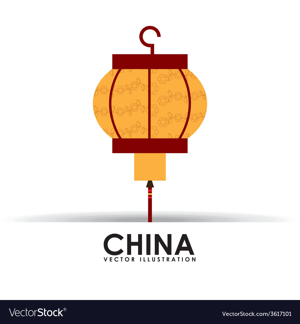 China culture vector | Price: 1 Credit (USD $1)