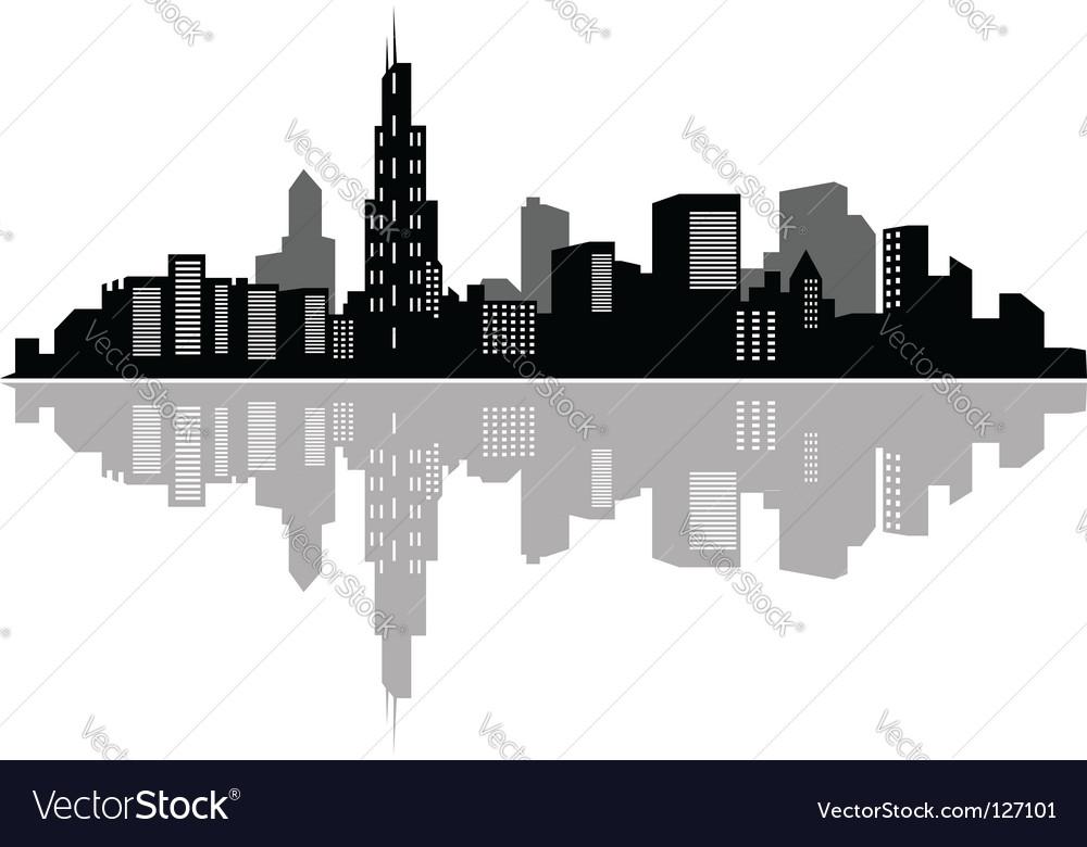 City skyline vector   Price: 1 Credit (USD $1)
