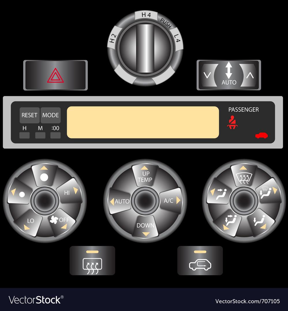 Remote control vector | Price: 1 Credit (USD $1)