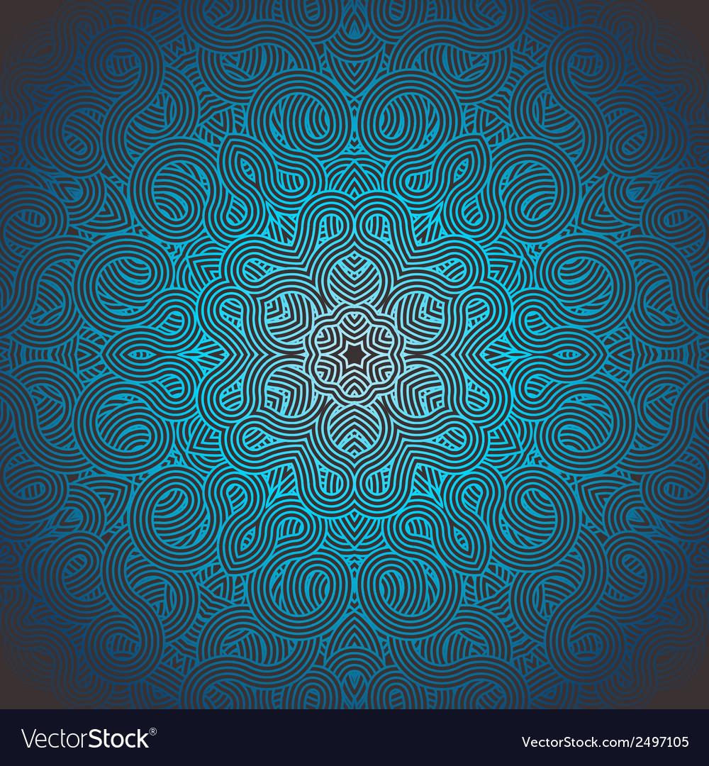 Seamless pattern geometric wallpaper vector   Price: 1 Credit (USD $1)
