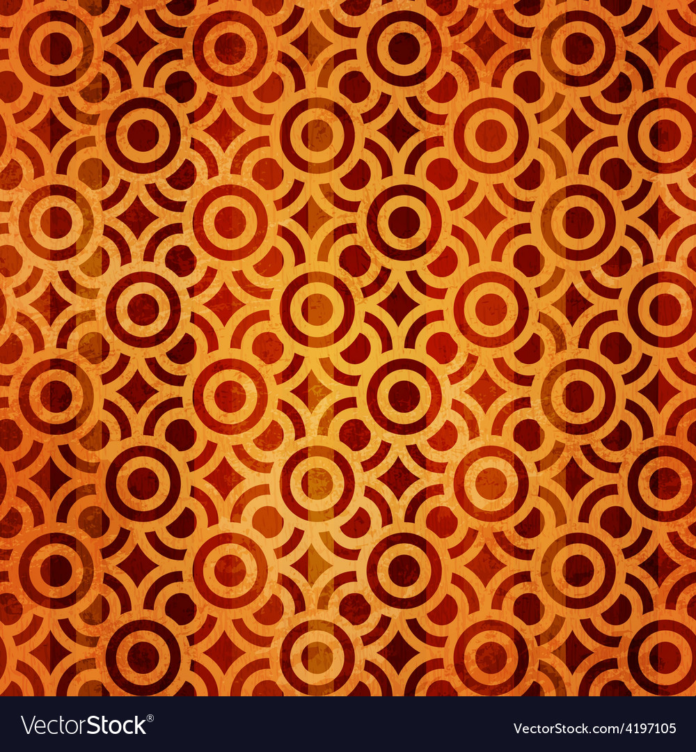 Vintage wood design seamless pattern with grunge vector | Price: 1 Credit (USD $1)