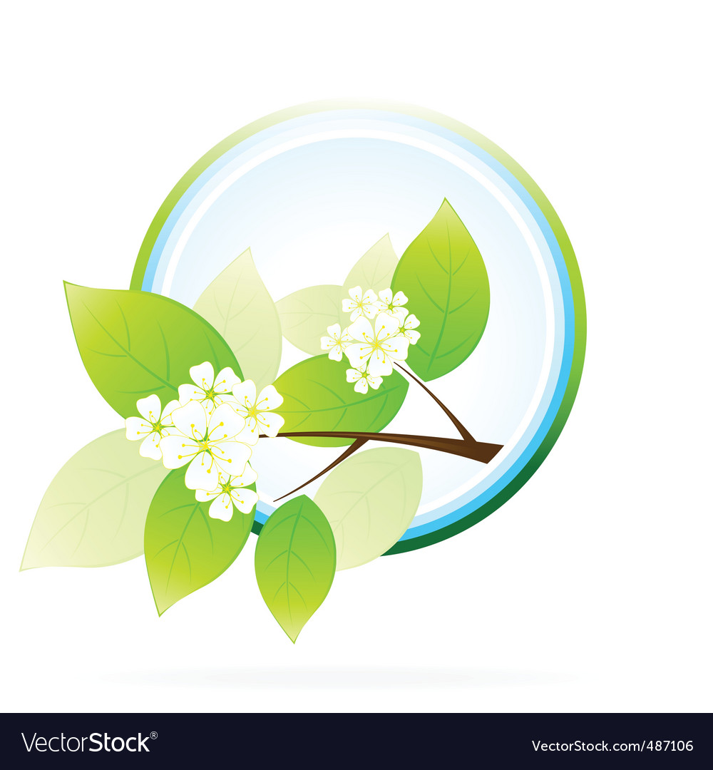 Tree branch icon vector | Price: 1 Credit (USD $1)