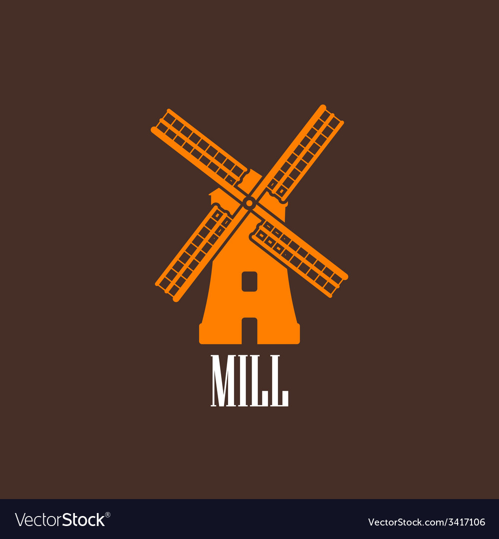 With a mill vector | Price: 1 Credit (USD $1)