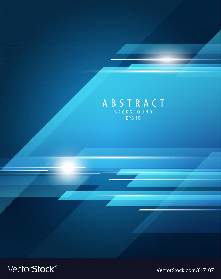 Abstract blue transparency background vector | Price: 1 Credit (USD $1)