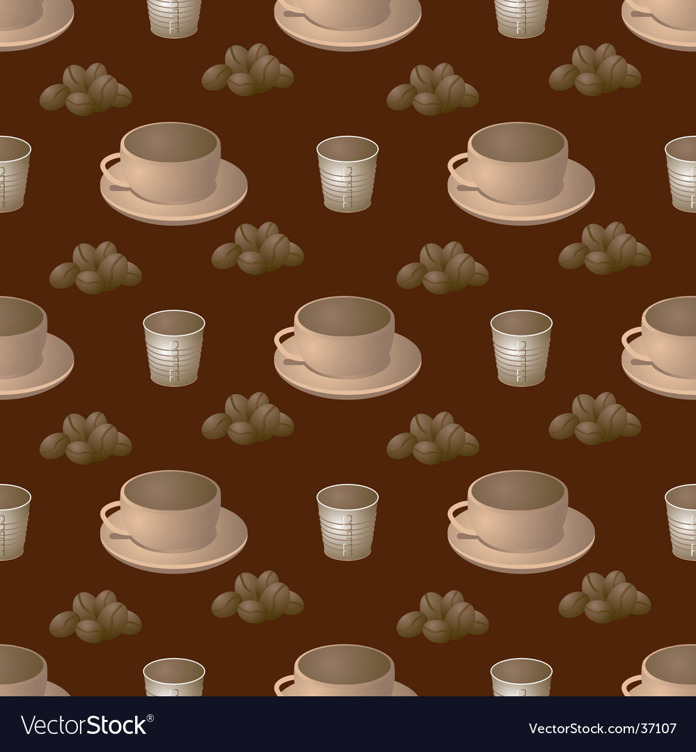 Coffee step vector | Price: 1 Credit (USD $1)