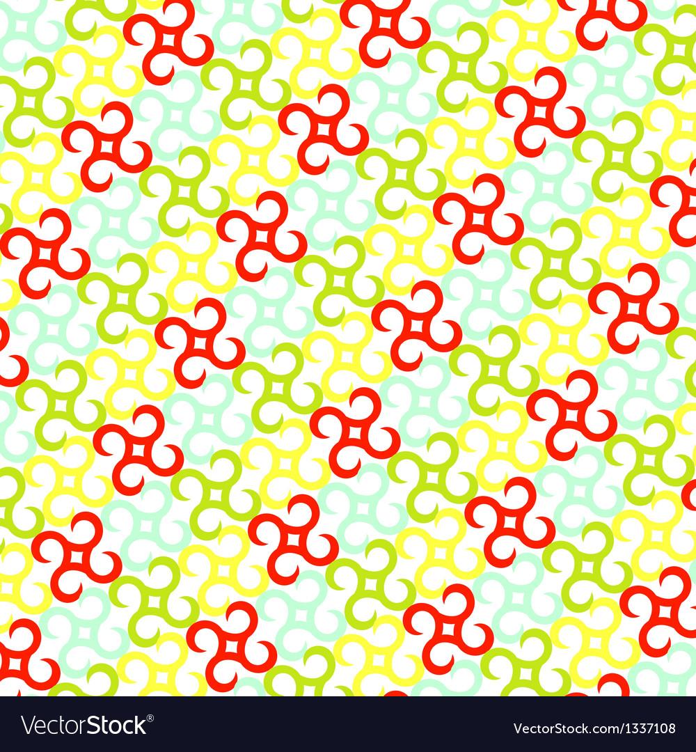 Pinwheels pattern vector   Price: 1 Credit (USD $1)