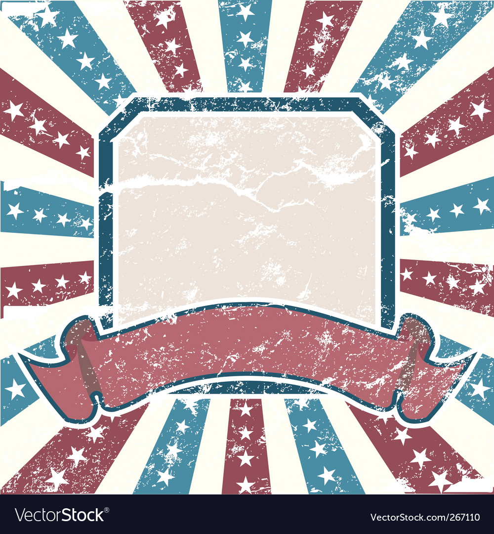American old grunge vector | Price: 1 Credit (USD $1)