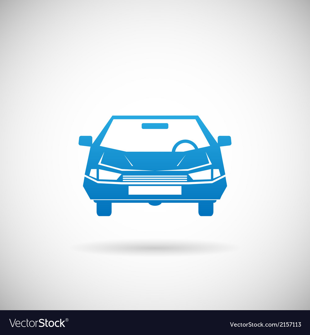 Automobile symbol car silhouette icon design vector | Price: 1 Credit (USD $1)